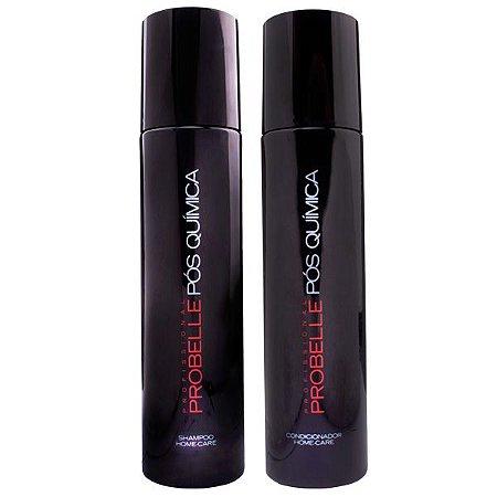Kit Pós-química Probelle - Shampoo E Condicionador 250ml