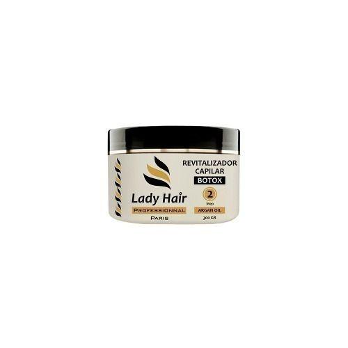 Botox Revitalizador Argan Oil Lady Hair Professional 300g