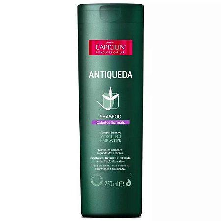Shampoo Antiqueda Cabelos Normais Capiciln 250ml