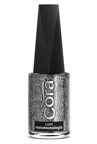 Esmalte Cora 9ml Top Glitter Constelação