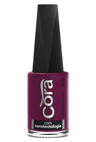Esmalte Cora 9ml POP Cremoso Extrovertida
