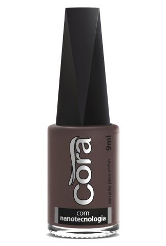 Esmalte Cora 9ml Black Nude 2