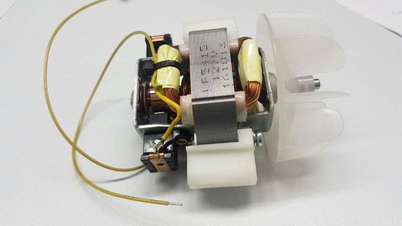 Motor de Secador (compativel Taiff) 1800 a 2400w 110v