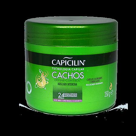 Máscara Intesiva Cachos Capicilin 350g