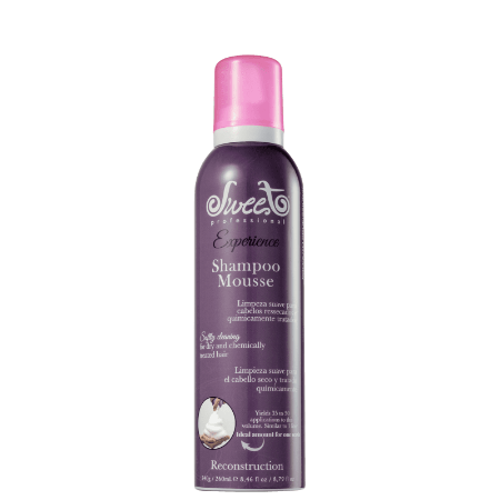 Sweet Shampoo Mousse Reconstruction 260ml