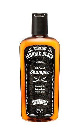 OIL-CONTROL SHAMPOO Johnnie Black 240ml