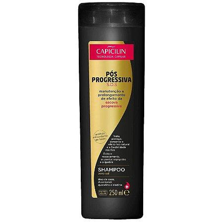 Shampoo Pós Progressiva SOS Capicilin 250ml