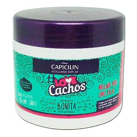Máscara para Umectação Love Cachos 350g Capicilin