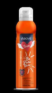 Desodorante Antitranspirante Above Teen Be Positive 150ml