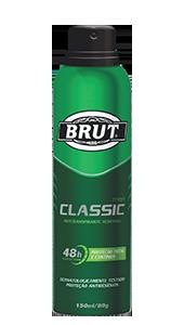 Desodorante Antitraspirante Brut Men Classic 150ml