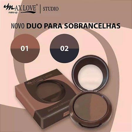 Duo Para Sobrancelhas Max Love 4g