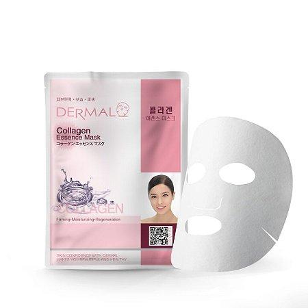 Máscara Facial Antirrugas com Colágeno Dermal - 23g