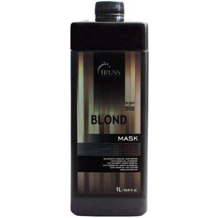 Truss Blond Hair Mask Máscara 1 litro