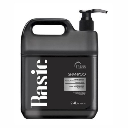 Shampoo Basic (2400ml / 2,4l) - Truss Profissional