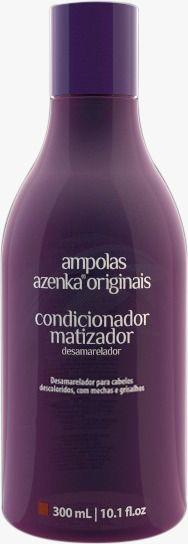 Condicionador Uso diário Azenka Originais 300ml