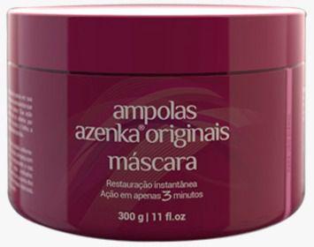 Máscara uso diário Azenka Orginais 300g