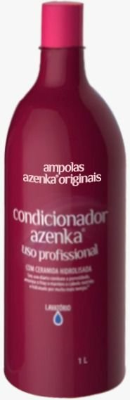 Condicionador Uso diário Azenka Originais 1L