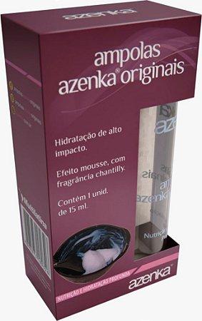 Ampolas Azenka Originais 15ml