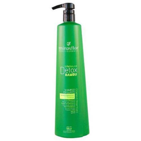 Shampoo Life Natural Detox Bambu – 1000ml