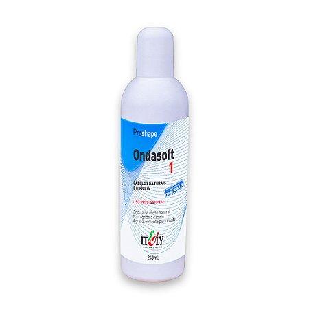 Itely Ondasoft 1 Cabelos Naturais e Difíceis - 240 ml