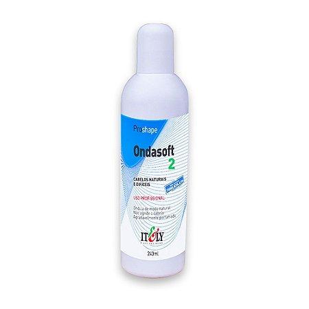 Itely Ondasoft 2 Cabelos Sensibilizados e Coloridos - 240ml
