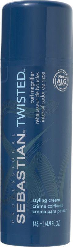 Sebastian Professional Twisted Curl Styling Creme Modelador