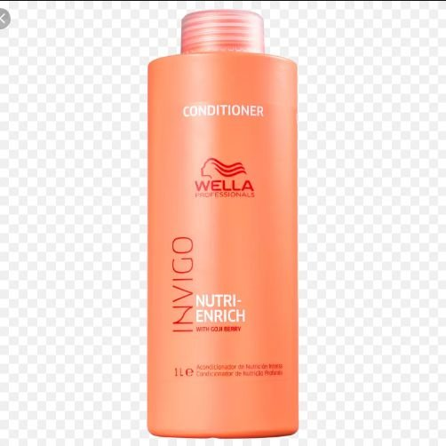 Condicionador Invigo Nutri-Enrich Wella 1000ml