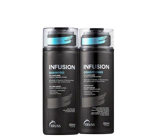 Truss - Kit Infusion Shampoo + Condicionador 300ml