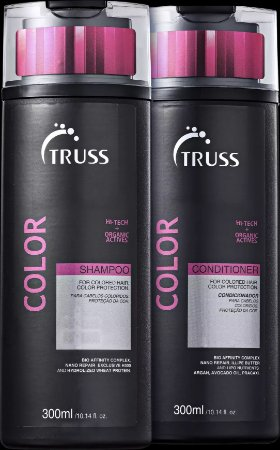 Truss Kit Color Shampoo + Condicionador 2X300ml