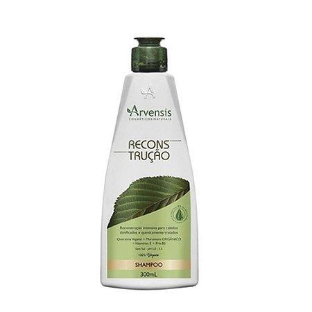 Shampoo Arvensis Reconstrutor Reconstrução Vegano - 300ml