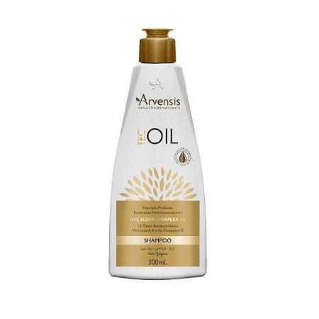 Arvensis Shampoo Vegano Tec Oil - 300ml