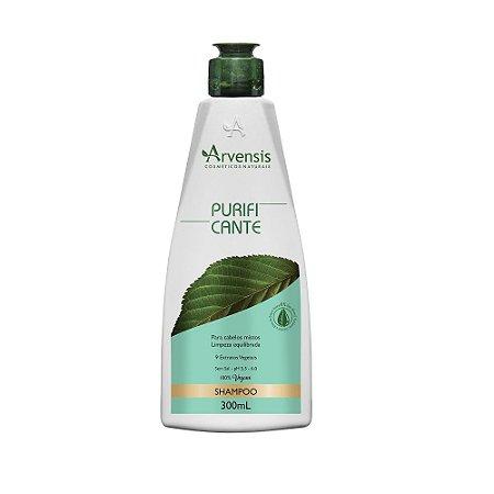 Arvensis Shampoo Purificante Vegano - 300ml