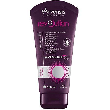 Revolution Bb Hair Arvensis  Leave-In Vegano - 200ml