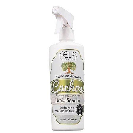Felps Cachos Azeite de Abacate - Spray Umidificador 500ml