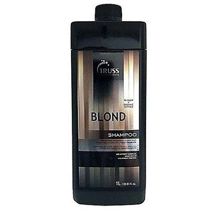 Truss Blond Shampoo Profissional 1L