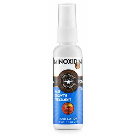 Nanovin A Tônico Capilar Minoxidim For Men 60ml