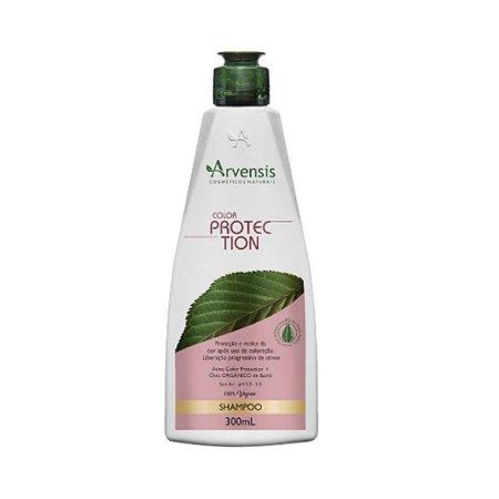 Arvensis Shampoo Color Protection Vegano - 300Ml