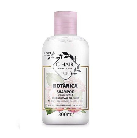 G.Hair Shampoo Botânica Cabelos Normais - 300ml