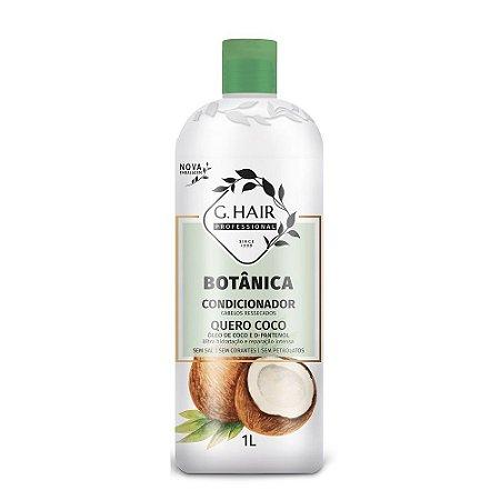 G.hair Botânica Condicionador Quero Coco 1L