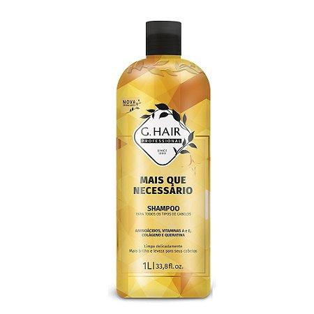 G-Hair + Que Necessário Shampoo 1000ml