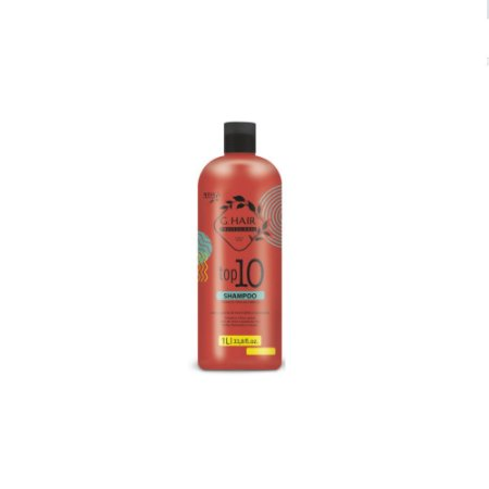 G Hair Top 10 Shampoo 1000ml