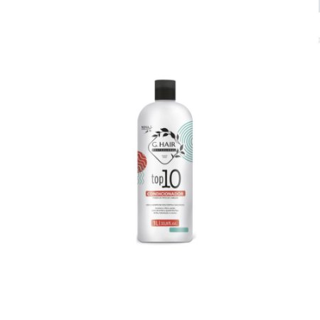 G Hair Top 10 Condicionador 1000ml