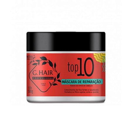 G.hair Top 10 Máscara de Reparação 500g