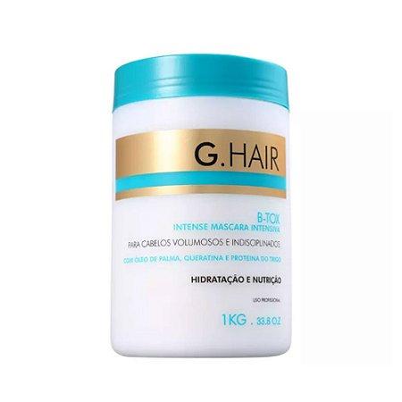G.Hair B-Tox Reposição de Massa Máscara de Reconstrução 1kg