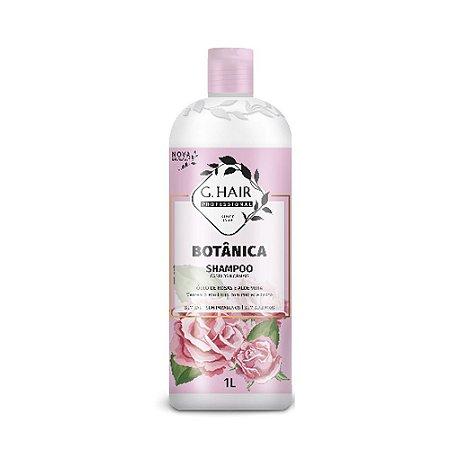 G.Hair Shampoo Botânica Cabelos Normais - 1L