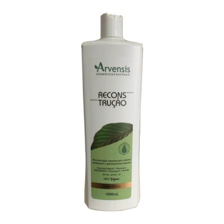 Arvensis Shampoo Reconstrutor 1000ml