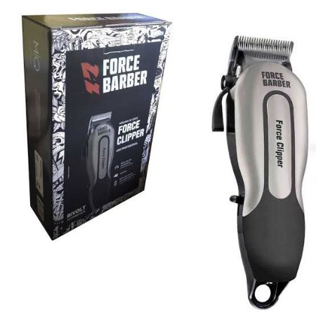 Máquina De Corte Force Clipper Bivolt