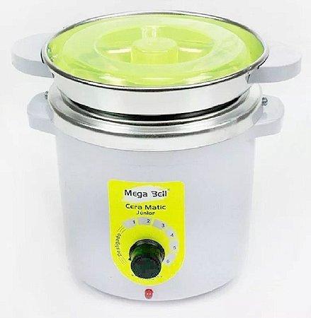 Panela Termocera Standard Mega Bell B/Verde - 900g C/Refil