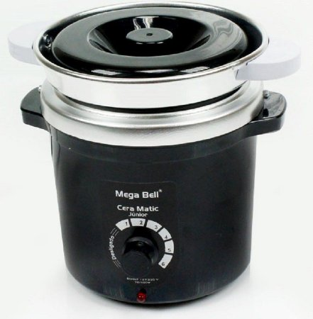 Panela Termocera Standard Mega Bell Corpo Preto 900g C/Refil