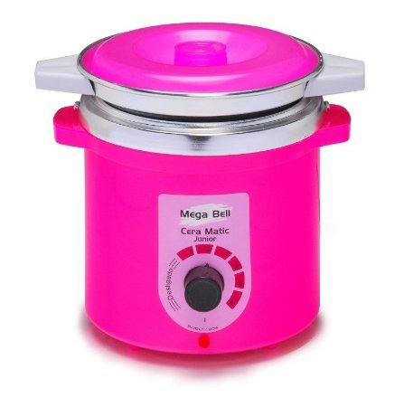 Panela Termocera Junior Mega Bell Corpo Rosa - 400g C/Refil